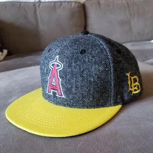 Angels CSULB baseball hat